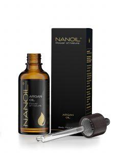 Arganöl von Nanoil für Haare